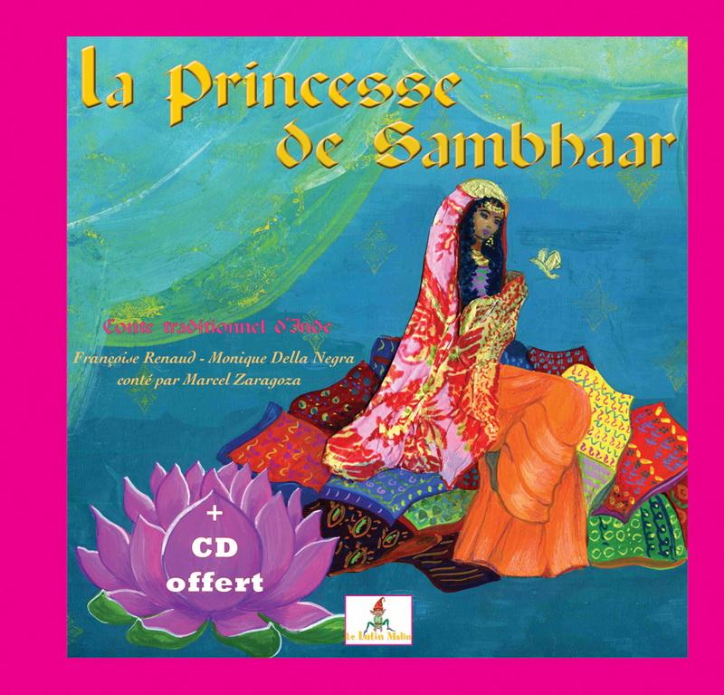 couverture La Princesse de Sambhaar