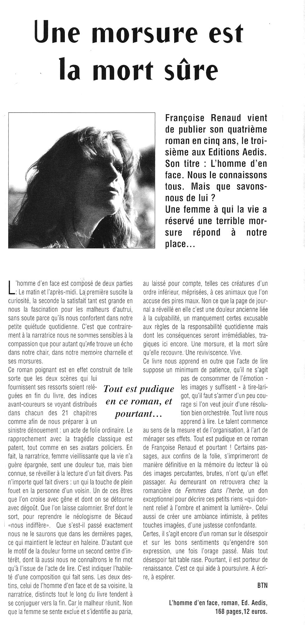 L'Art Vues, 2002