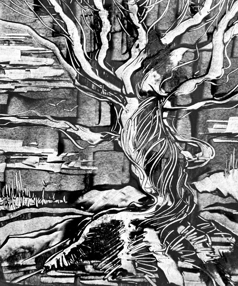 L'arbre, Denis Caporossi