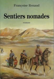 couverture Sentiers nomades