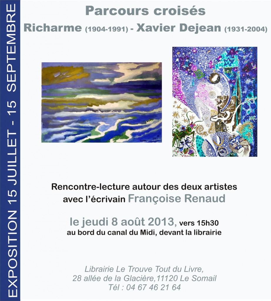 rencontre lecture, 8 août, Le Somail (Aude)