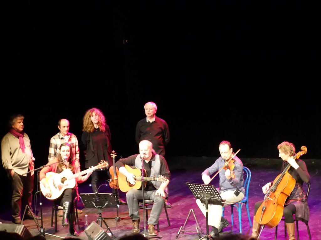 collectif, soirée Resurgencia, 13 mars 2015