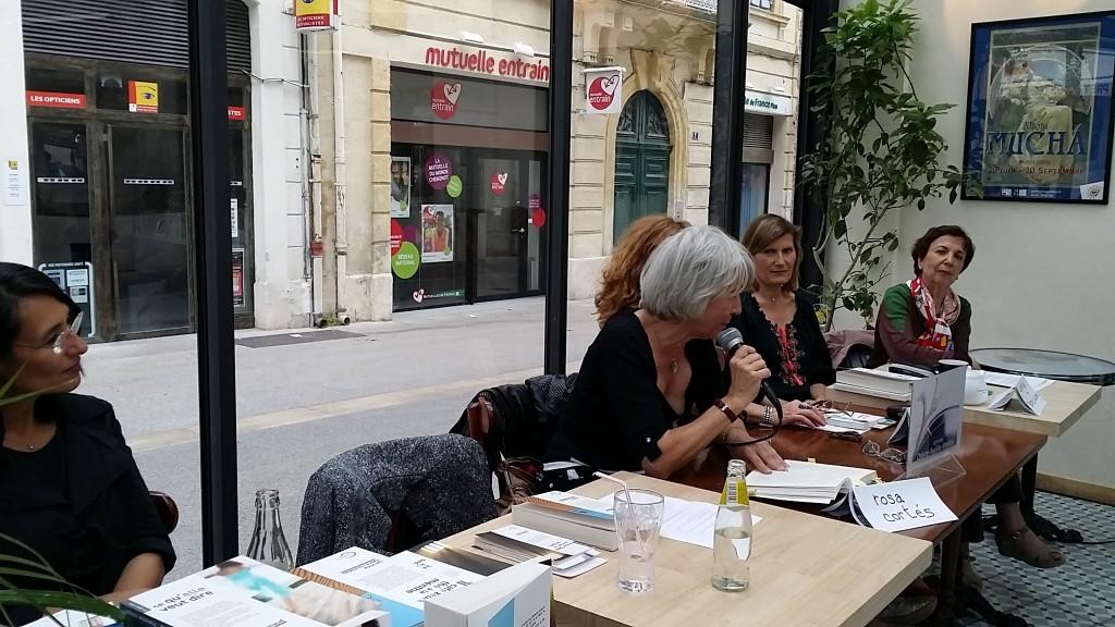 café Marceau, 23 mai 2015, Montpellier
