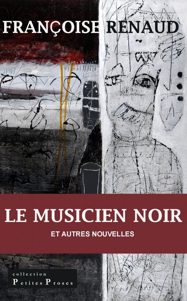 1ère de couverture, LE MUSICIEN NOIR