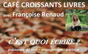 Café croissants livres, samedi 11 janvier à 10h30, médiathèque Stéphane Hessel de Loupian (34)
