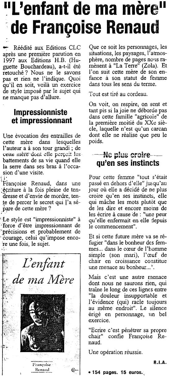 La Provence, 2005
