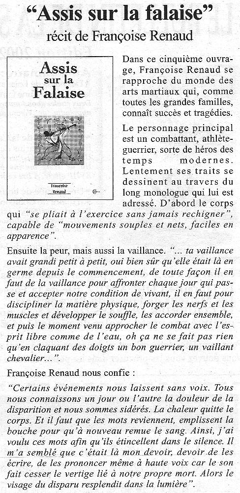 Le Courrier du Pays de Retz, 2003