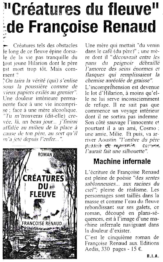 La Provence, déc 2004