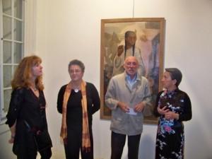 exposition Richarme à Hofer Bury, nov 2010