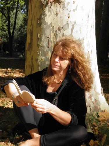 Portait de l'auteur, MJ Primault, 2012