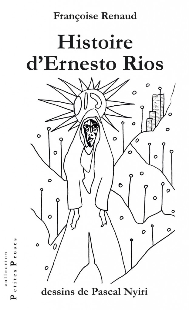 couverture Histoire d'Ernesto Rios