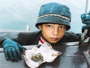 Pêcheur de perles, Violettte Dougados-Morais