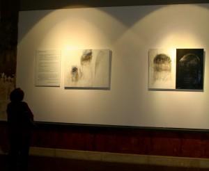 Read more about the article exposition Verticales éprouvées, mai à juillet 2013
