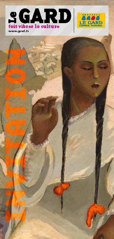 Richarme au Musée d'Art Sacré du Gard