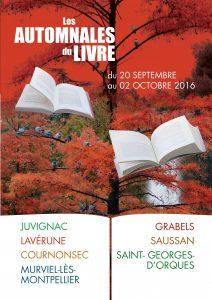 Read more about the article Naissance d'un roman, Grabels, 1er octobre 2016