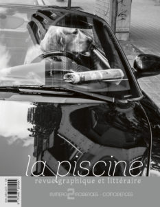revue La Piscine, Gazette café, 18 janvier 2018