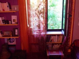 Read more about the article lieu d'écriture : mon «oloé»