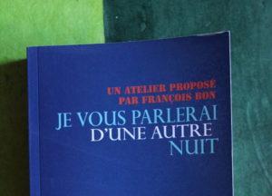 ouvrages collectifs chez François Bon, Le Tiers livre